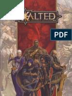 Exalted - Manuale Base