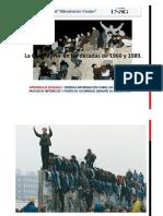 PPT Guerra Fría 1960 -1989