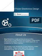 More About Power Electronics Design