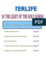 The Record Book of Life (English Translation)