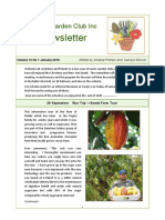 newsletter volume 12 no 1