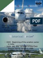 Aviation Industry by Faraz Shahid