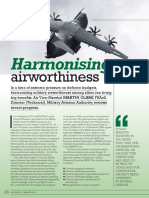 Aerospace- Harmonising Military Airworthiness - Feb 2015