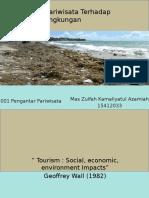 Dampak Pariwisata Terhadap Lingkungan