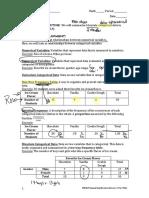 g8m6l9- summarizing bivariate data in a 2 way table