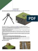 Piloedre, Un Nuevo Tipo de Cimentación Para Estructuras Ligeras _ Estructurando