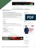 BestJobs - Jobs -Mechanical Engineer - With Experience or Fresh Graduate