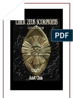 Liber Zeus Scorpion, Ariell Chris - LIBRO-