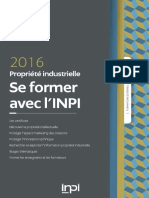 Inpi-catalogue Formation Externes 2016 1