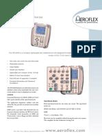 IFR6000 Brochure