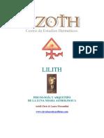 Lilith Origen y Significado, Ariell Chris & Laura Morandini