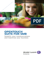 OPENTOUCH  SUITE FOR SMB