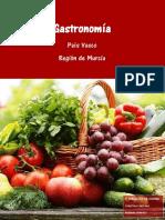 Gastronomía (Bárbara y Christian)