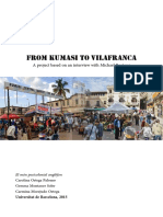From Kumasi to Vilafranca