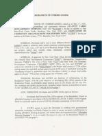 ACORN/Forest City Ratner Atlantic Yards Affordable Housing Memorandum of Understanding (MOU) for Atlantic Yards