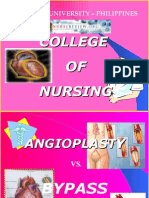 angioplasty vs