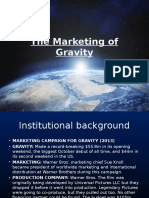 marketing gravity