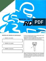 Desprotegido-yamaha Rd135 1999 - Manual Do Proprietário [Português] Www.yamahaclub.com.Br