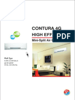 Highwall Split Ac Contura 4g