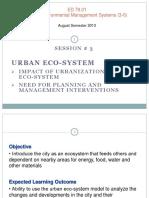 Urban Eco System HL