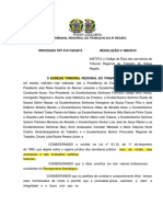 Código Ética TRT 8ª PA Revisado