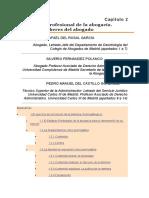 Capítulo II Prácticum Acceso a la Abogacía 2016