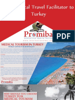 Promıba Medical Tourism in Turkey