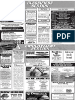 West Sherburne Tribune Employment