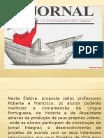 Eletiva Jornal Integral