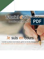 Tutoriel de Paramétrage en Ligne - JeSuisEnCours.com