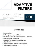 adaptive filters-3 - PPT.pptx