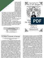 Spurgeon_Los Magos, La Estrella y El Salvador