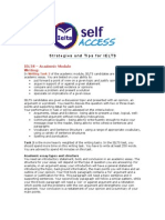 IELTS Academic Module - Writing