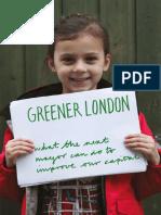 Greener London
