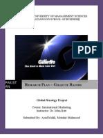 Gillette Research Plan - LUMS Pakistan v2