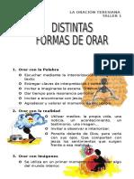 Distintas formas de orar.doc