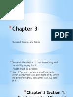 Economics Chapter 3