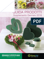 Product Catalogue Italy 01/2016