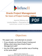 Ebusiness Suite 1 Jeannie Dobney Oracle Project Management for Users of Project Costing Billingpdf1400