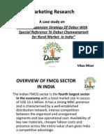 Market Research Case Study Dabur Chvawanprash