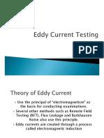Topic 3 -NDT EC