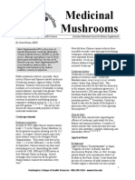 Medicinal Mushrooms