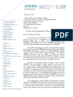 DCAC Letter on CafeFirst Surplus