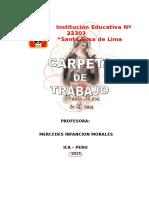 Carpeta Srl 2015.Doc III Ciclo