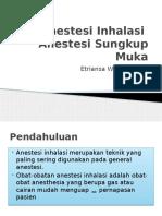 Anaestesi Inhalasi