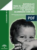 Materiales Para El Desarrollo de La Comunicación Alumnado Nee