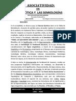 La Semiótica y Las Semiologías