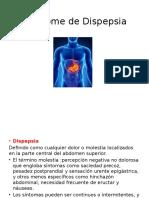 4. Síndrome de Dispepsia