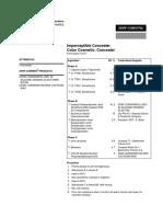 FORMUL 01317 Concealer-Formulation
