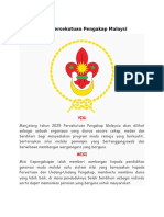 Misi Dan Visi Persekutuan Pengakap Malaysi